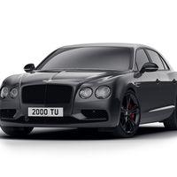 Bentley Flying Spur V8 S Black Edition, el lado oscuro de la marca de lujo británica