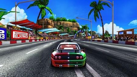 The 90's Arcade Racer no descarta salir también en PS4, PS Vita y Xbox One