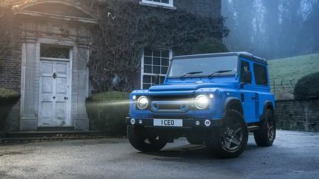 Kahn Design homenajea al Land Rover Defender con una edición