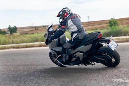 Honda X Adv 2021 Prueba 008