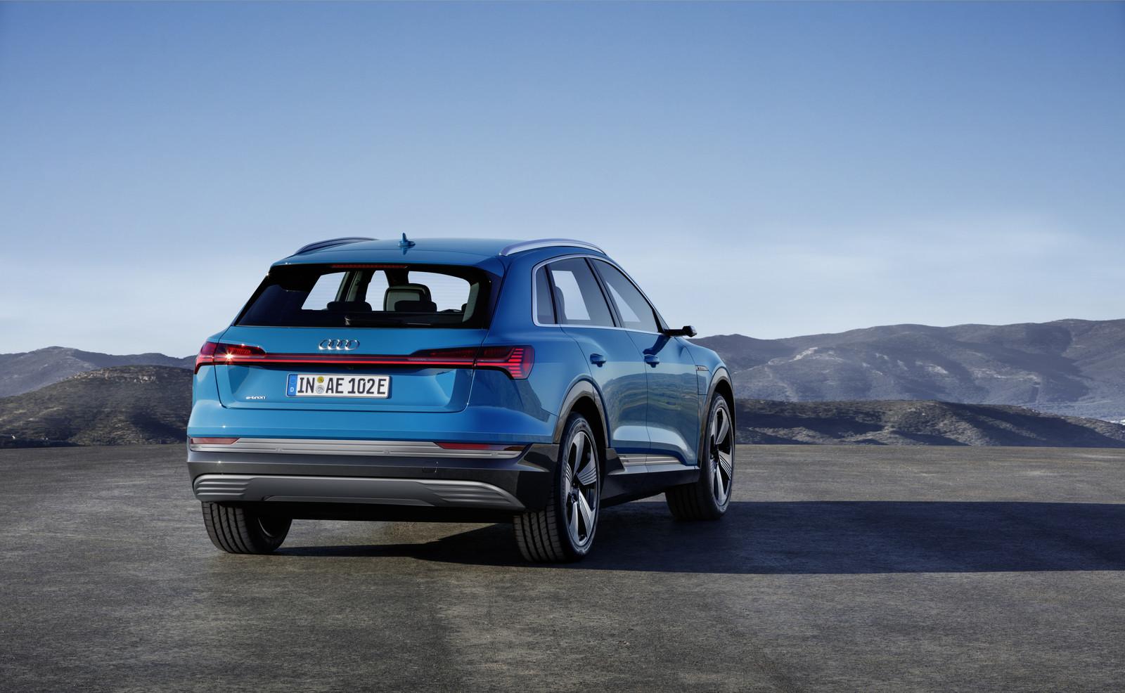 Foto de Audi e-tron (17/37)