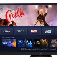La aplicación de Disney+ llega a los smart TV Panasonic 4K con My Home Screen vendidos a partir de 2017