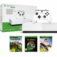 Xbox One S All Digital con Fortnite, Minecraft y Sea of Thieves a 99 euros en Media Markt: el chollo del Black Friday