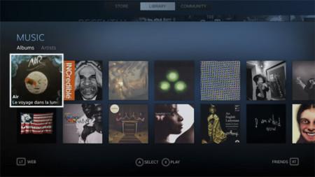 Valve lanza Steam Music y da un paso más en su conquista del salón