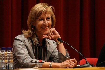 Rosa Díez propone al Congreso romper el monopolio de las entidades de gestión de los derechos de autor