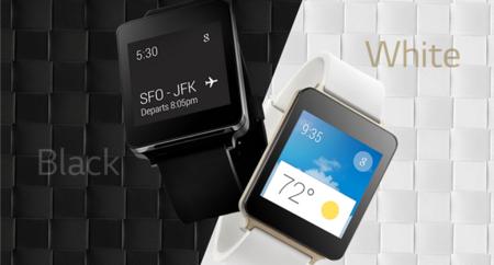 LG G Watch se luce en nueva página Web