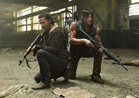 ¿Para qué esperar? 'The Walking Dead' renueva por una sexta temporada