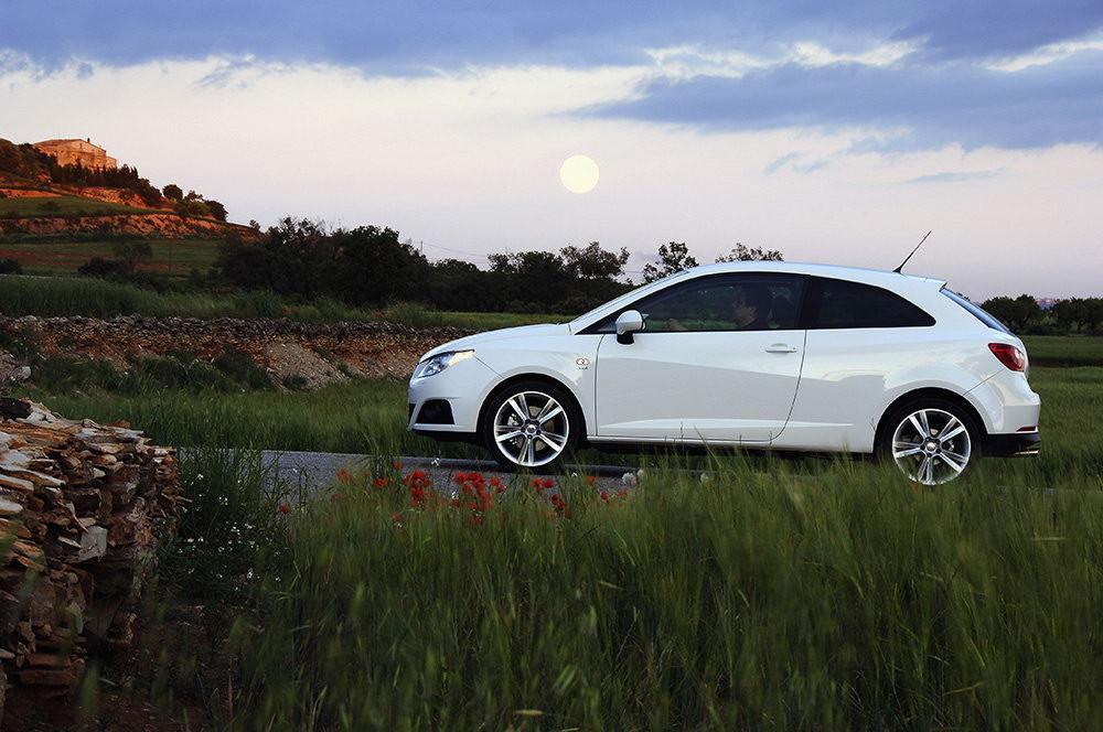 Foto de Seat Ibiza SportCoupe (94/100)