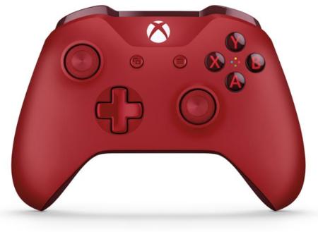 Microsoft presenta dos nuevos mandos para Xbox One de color rojo y verde