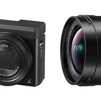 Panasonic presenta la Lumix TZ90, nueva compacta viajera, y el objetivo Leica DG Vario-Elmarit 8-18mm ƒ2.8-4.0 Asph