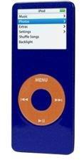 Sorteo de un iPod Nano en azul y rojo, para Reino Unido