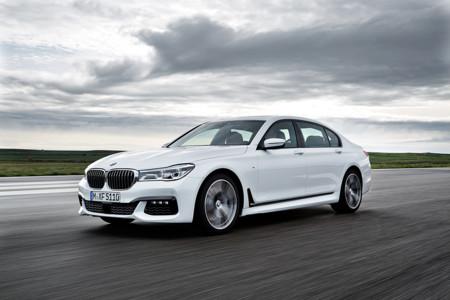 El BMW Serie 7 también se viste de M