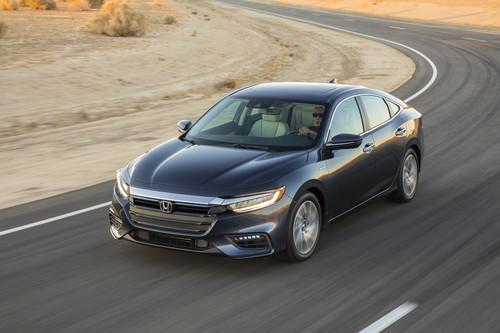 El Honda Insight 2019 es un rival del Prius que tendría mucho sentido ver en México