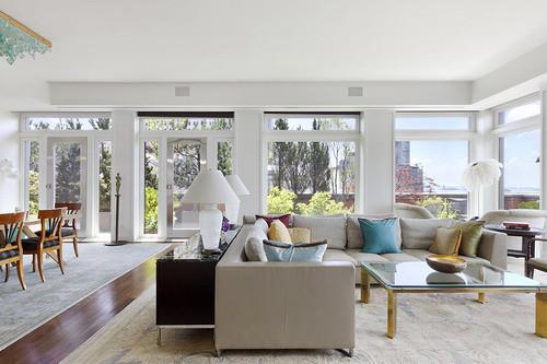 Meryl Streep pone en venta su apartamento de lujo en Nueva York por 21 millones de euros