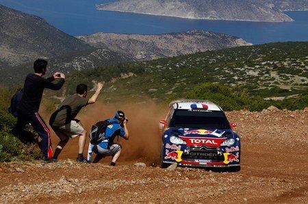 Rally Acrópolis 2012: Duelo de titanes por la victoria