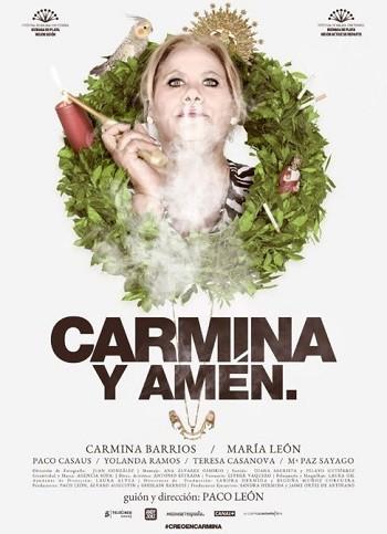 'Carmina y Amén' se podrá ver gratis en cines el 29 de abril