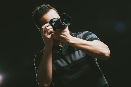 Lo dejé todo para ganarme la vida como fotógrafo de banco de imágenes
