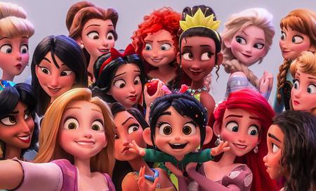 Princesas Disney Trailer Todo El Contenido De Disney Plus