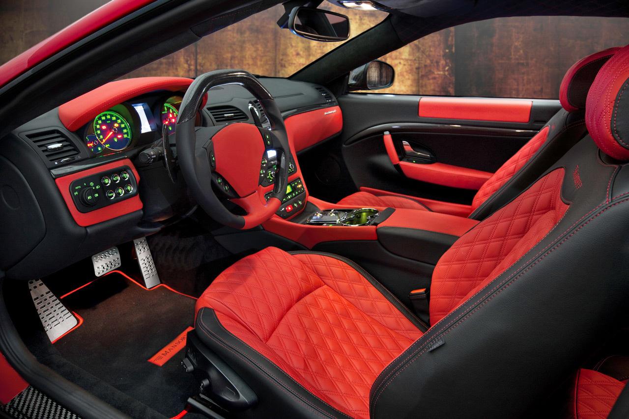Foto de Mansoty Maserati GranTurismo (20/22)