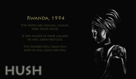 'Hush': persuasión y emoción