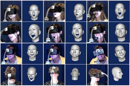 """Los gestos de tu cara podrán dar el salto a tu """"yo"""" virtual con la ayuda de Oculus Rift"""