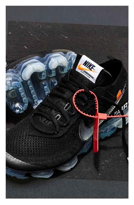 Nike Y Virgil Abloh Colaboran En La Muy Exclusiva Zapatilla Air Vapormax Flyknit