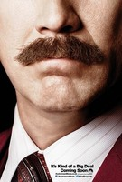 'Anchorman 2: The Legend Continues', tráiler y cartel