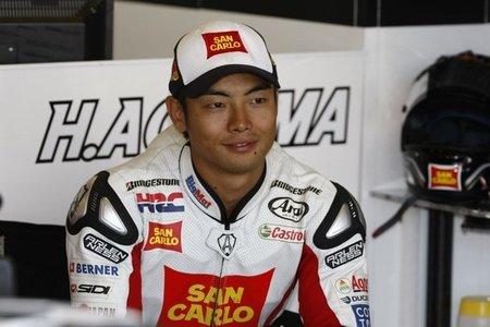 Hiroshi Aoyama se va con Ten Kate para 2012
