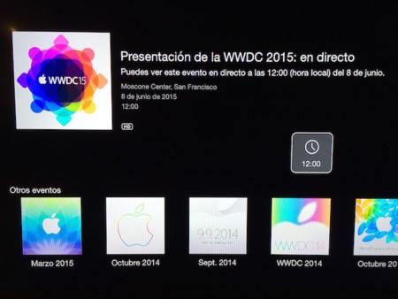 Apple Tv Wwdc 2015 Channel