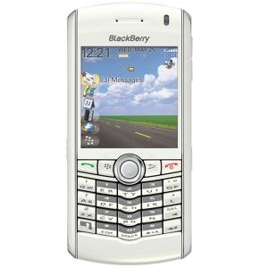 Blackberry blanca también con Vodafone