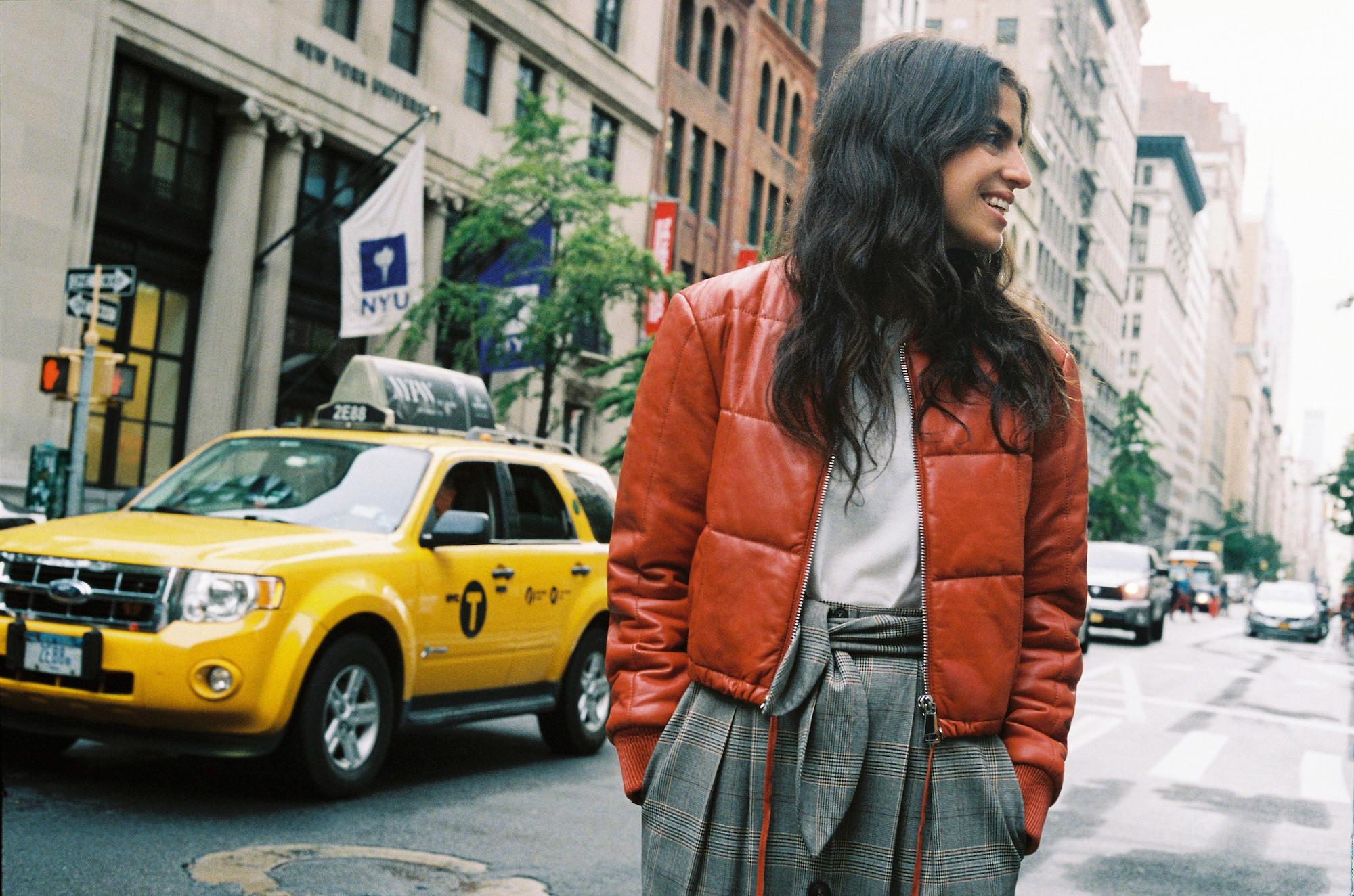 Foto de Leandra Medine y mango Journeys en Nueva York (12/13)