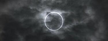 Eclipse anular de sol: cómo y cuándo verlo desde España con seguridad