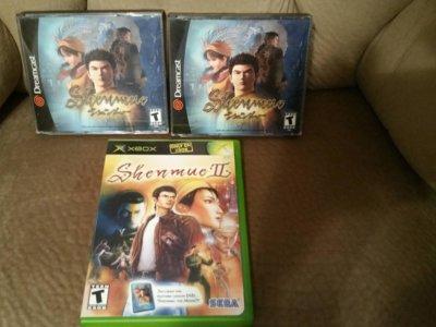 SEGA investiga la manera de traer de vuelta los primeros juegos de Shenmue en forma remasterizada