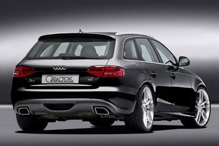 Audi A4 Avant por Caractere