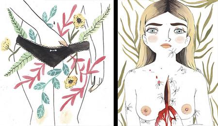 Maria Hesse Ilustradoras Feministas