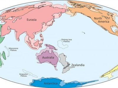 Un nuevo continente subacuático llamado Zealandia cambiará los libros de Geografía