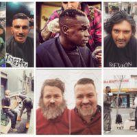 The Streets Barber: sorprendentes historias de vagabundos a través de cortes de cabello