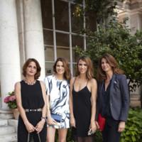 María Fitz-James Stuart, Alejandra de Rojas, Laura Vecino y Ana García-Siñeriz