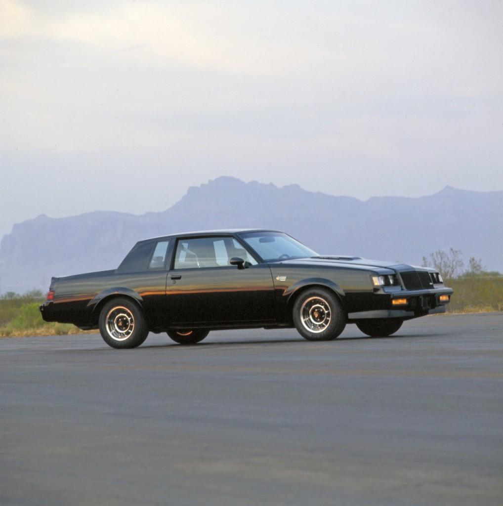Foto de Buick Regal, 40 aniversario (4/11)