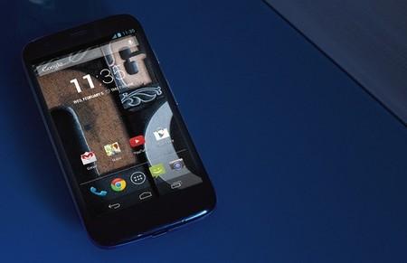 Moto G (2013) ya comienza a recibir Android 5.0 en la India