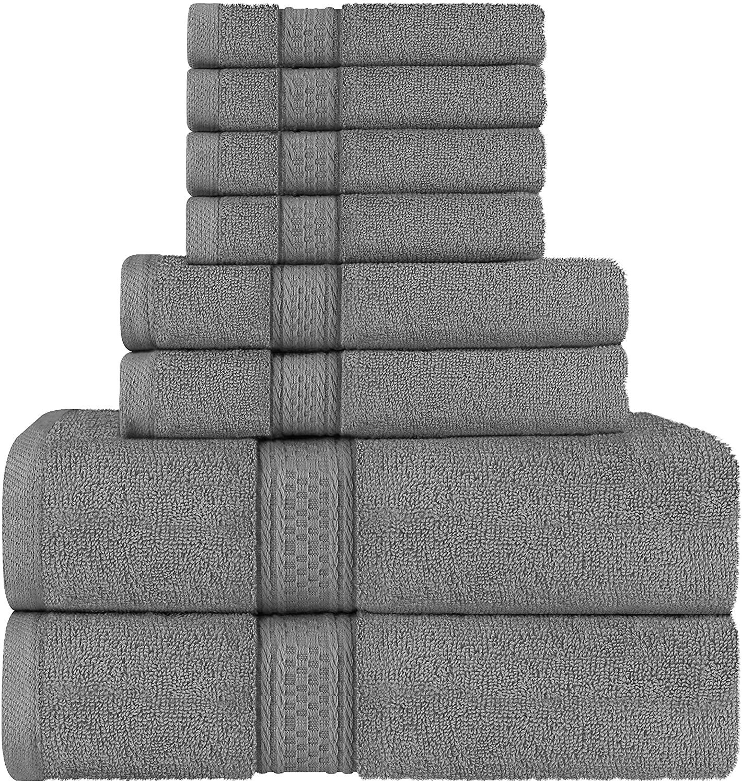 Utopia Towels - Juego de toallas