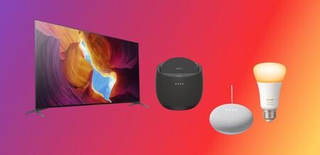 Google Nest Mini + Philips Hue por 29 euros, smart TV rebajadísimas y más: mejores ofertas de El Corte Inglés del Día mundial del shopping