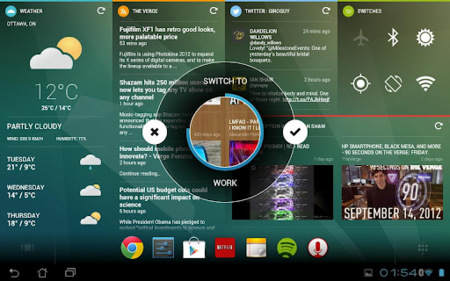 best android launcher Chameleon Launcher