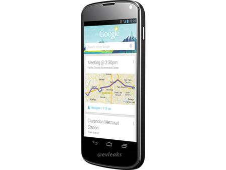 Más imágenes y detalles del LG Nexus 4