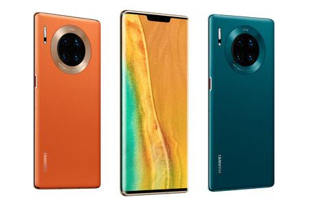 El Huawei Mate 30E Pro es oficial: igual que el del año pasado, pero con Kirin 990E