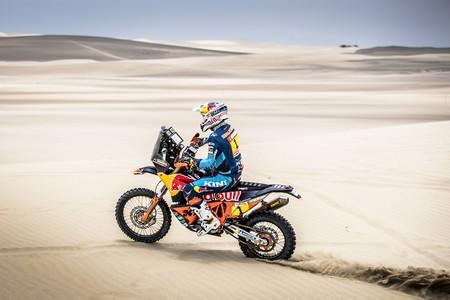 Dakar 2019: Matthias Walkner vence en la segunda etapa pero Joan Barreda retiene el liderato