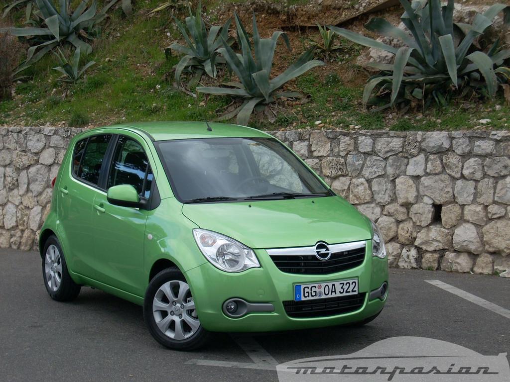 Foto de Opel Agila (presentación) (12/18)