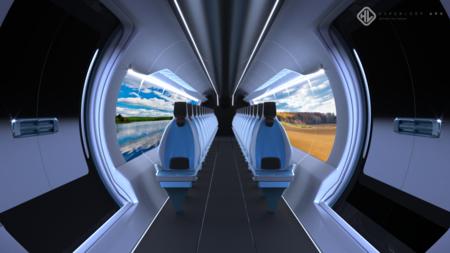 El secreto de los españoles que quieren levitar el Hyperloop de Elon Musk