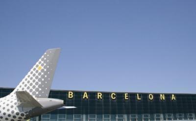 Vueling Barcelona Horiz 1