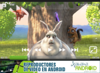 Reproductores de vídeo Android: DicePlayer